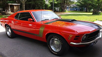 1970 Ford Mustang Boss 302 for sale 100998107