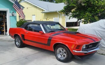 1970 Ford Mustang Convertible for sale 101028221
