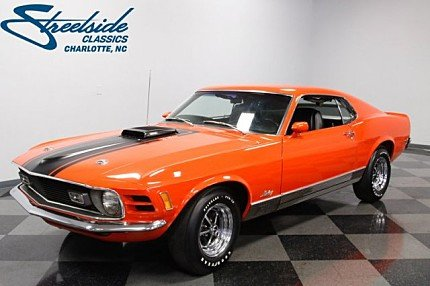 1970 Ford Mustang for sale 100942369