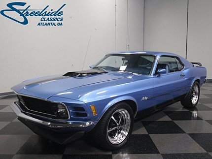 ford mustang muscle cars and pony cars for sale - classics on