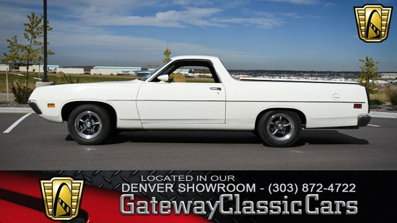 1970 Ford Ranchero for sale 100920385