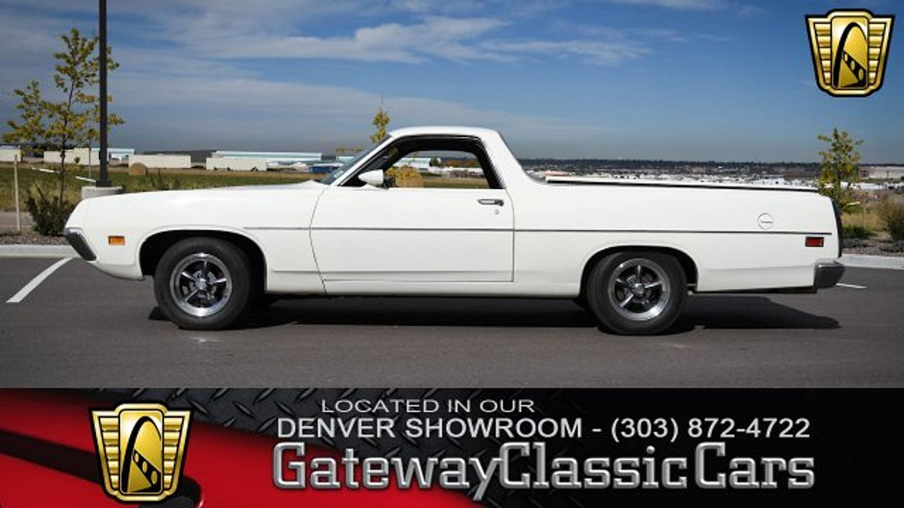 1970 Ford Ranchero for sale 100963843