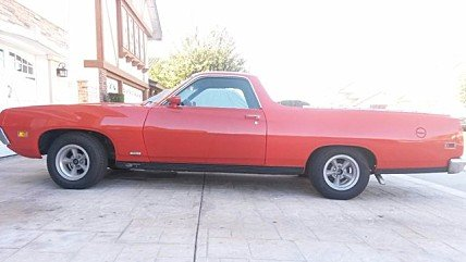 1970 Ford Ranchero for sale 100883740
