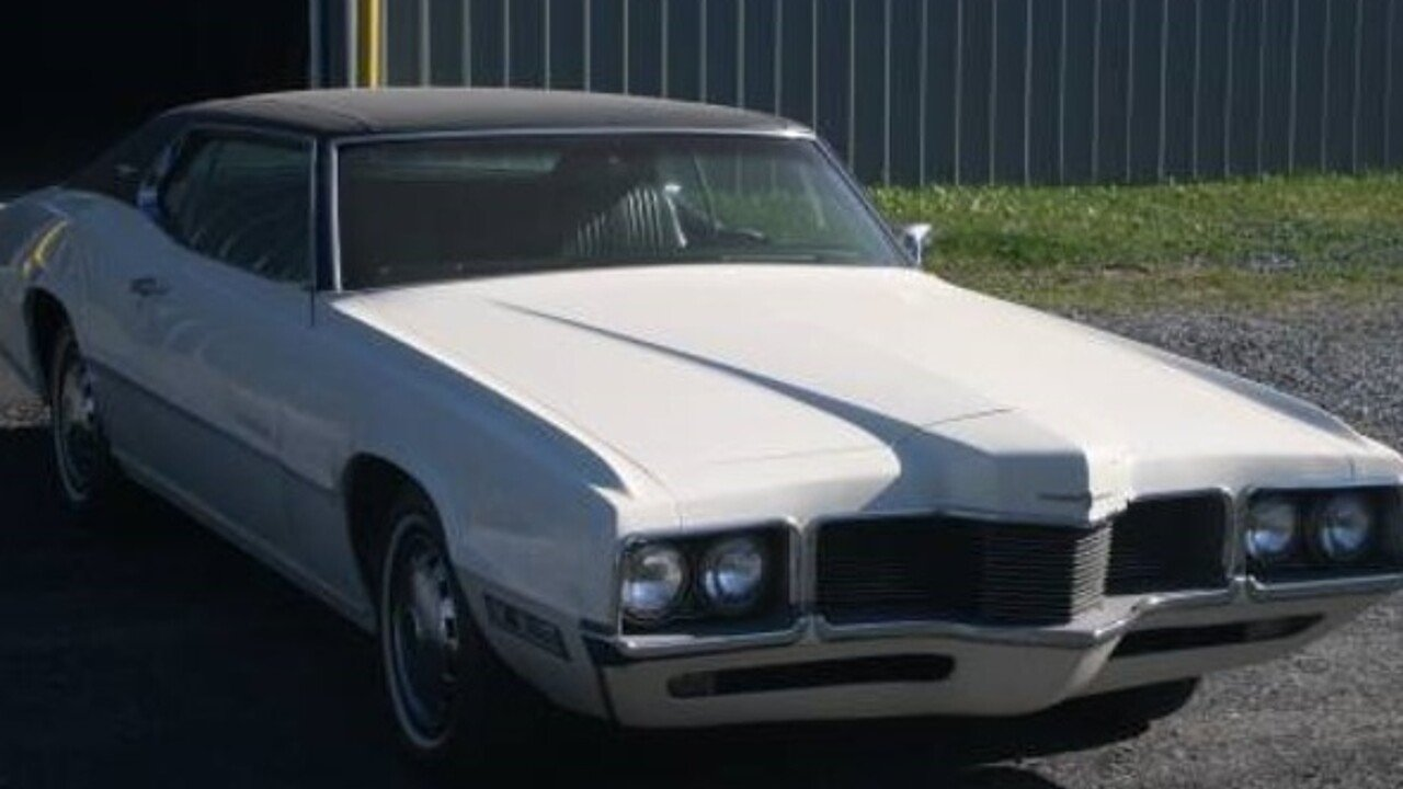 1970 Ford Thunderbird for sale 100816306