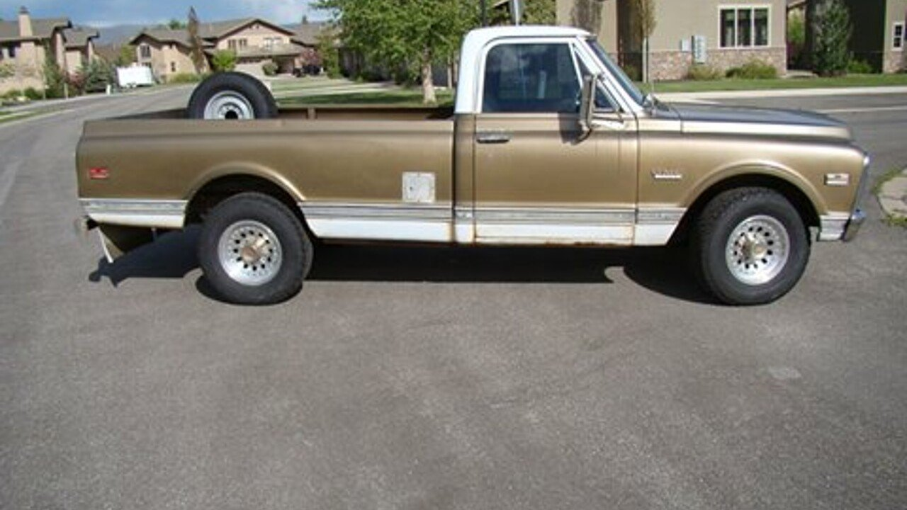 1970 GMC C/K 2500 for sale 100819977
