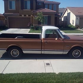 1970 GMC Pickup for sale 100814688