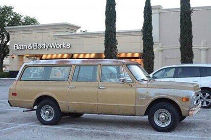 1970 GMC Suburban for sale 100825521