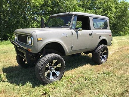 1970 International Harvester Scout for sale 100882156