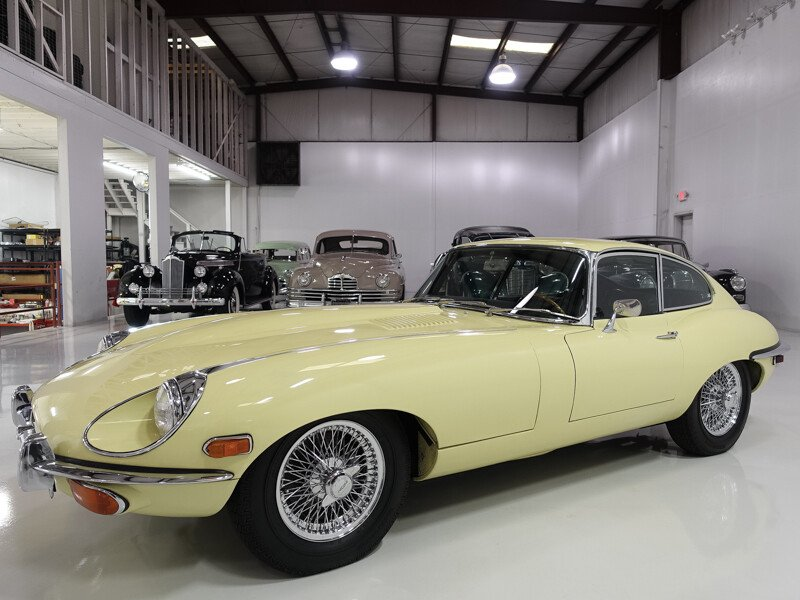 1970 Jaguar E Type For Sale 100954547