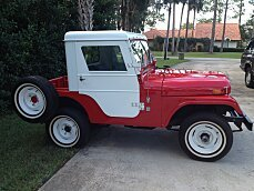 1970 Jeep CJ-5 for sale 100751191