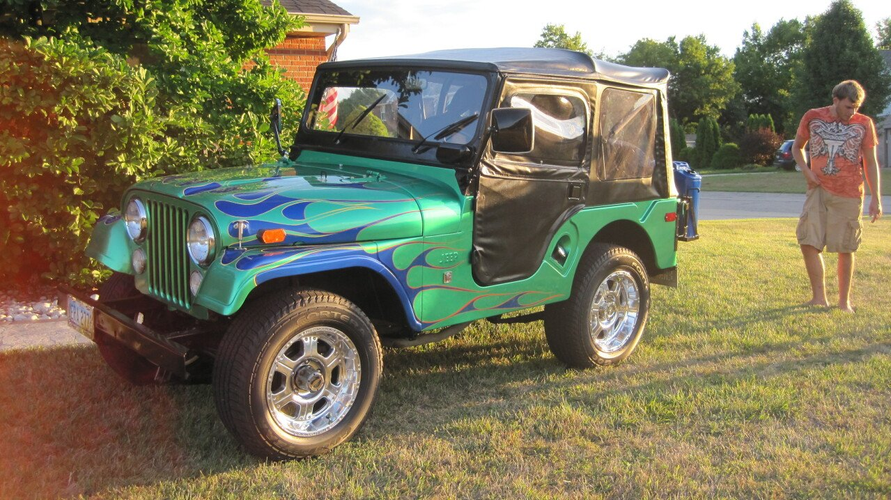 jeep cj-5 classics for  - classics on autotrader