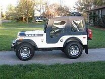 1970 Jeep CJ-5 for sale 100974368
