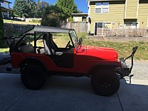 1970 Jeep CJ-5 for sale 101022893