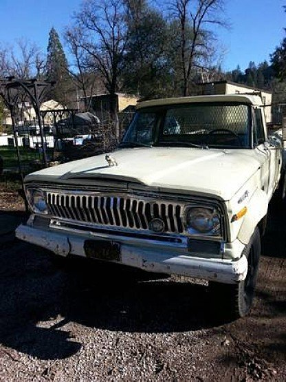 1970 Jeep J-Series Pickup for sale 100865192