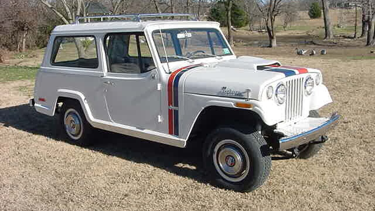 1970 Jeep Jeepster for sale near Bartlesville, Oklahoma 74006 ...