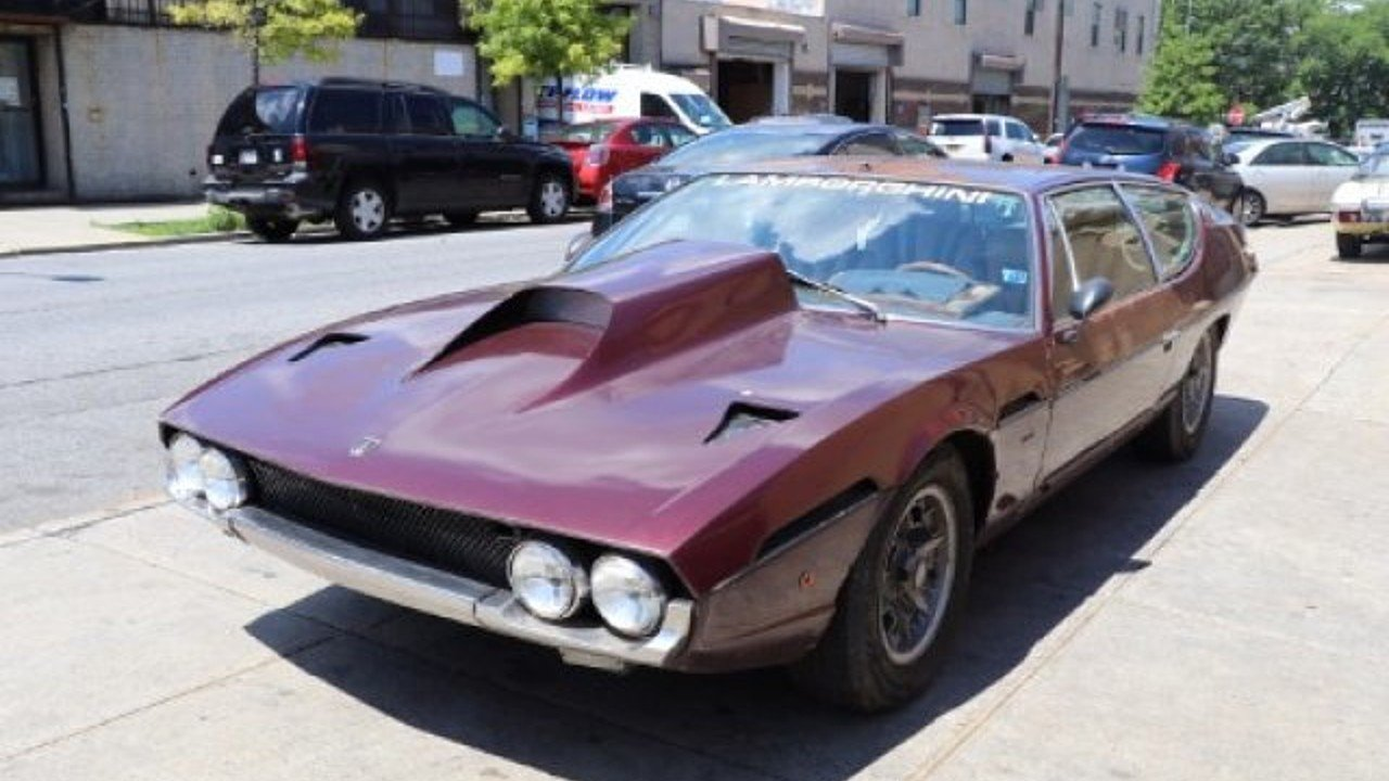 1970 Lamborghini Espada for sale 100883060