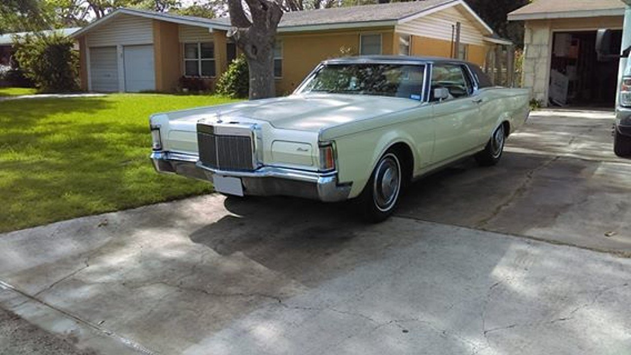1970 Lincoln Continental for sale 100838627