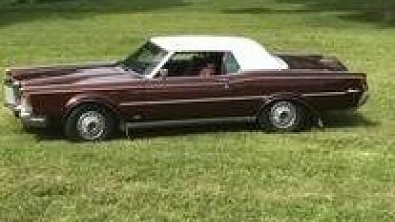 1970 Lincoln Continental for sale 100944500