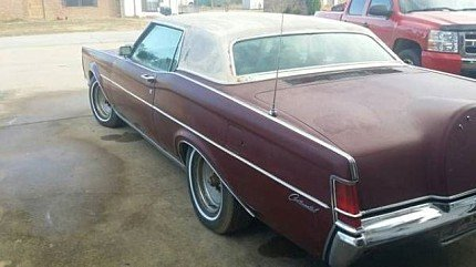 1970 Lincoln Mark III for sale 100804621