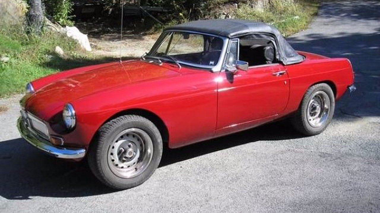 1970 MG MGB for sale 100913479