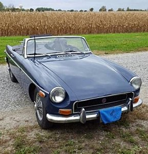 1970 MG MGB for sale 100825468