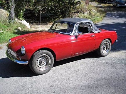 1970 mg mgb classics for sale classics on autotrader. Black Bedroom Furniture Sets. Home Design Ideas