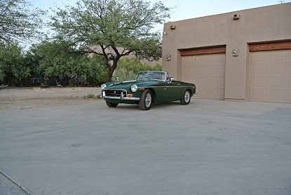 1970 MG MGB for sale 100988818