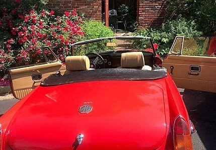 1970 MG MGB for sale 101044256
