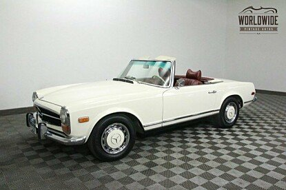 1970 Mercedes-Benz 280SL for sale 100790020