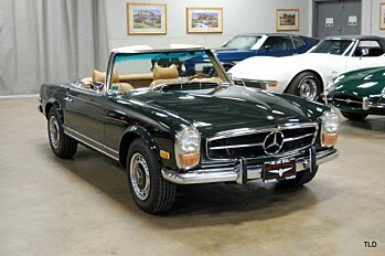 1970 Mercedes-Benz 280SL for sale 100822262