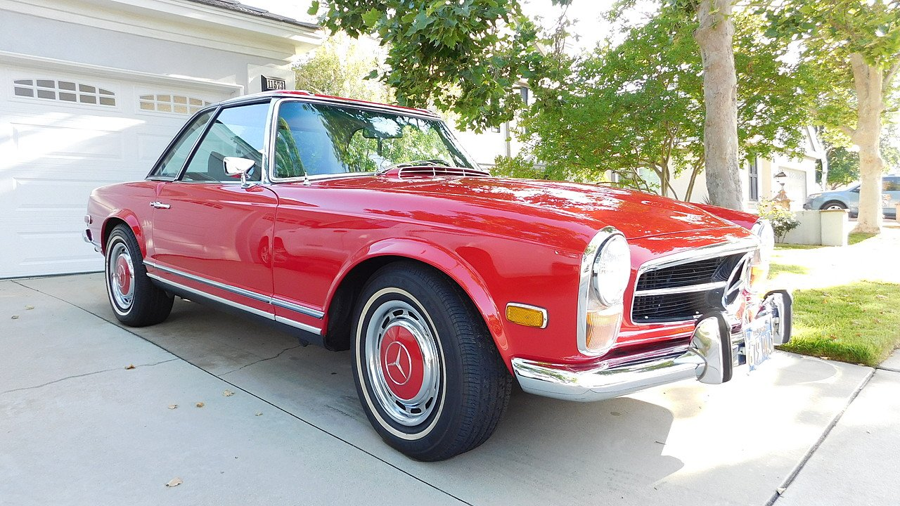 1970 Mercedes-Benz 280SL for sale 101004777