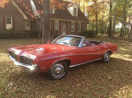1970 Mercury Cougar for sale 100836813