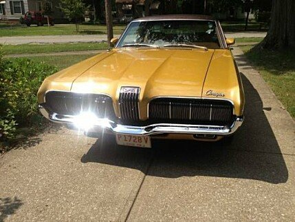 1970 Mercury Cougar for sale 100864271
