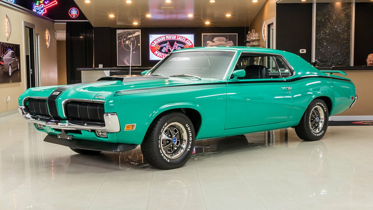 1970 Mercury Cougar for sale 100872591