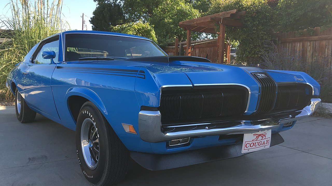 1970 Mercury Cougar for sale 100884249