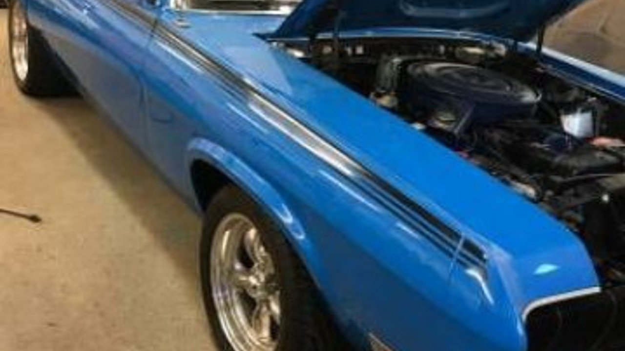 1970 Mercury Cougar for sale 100892927