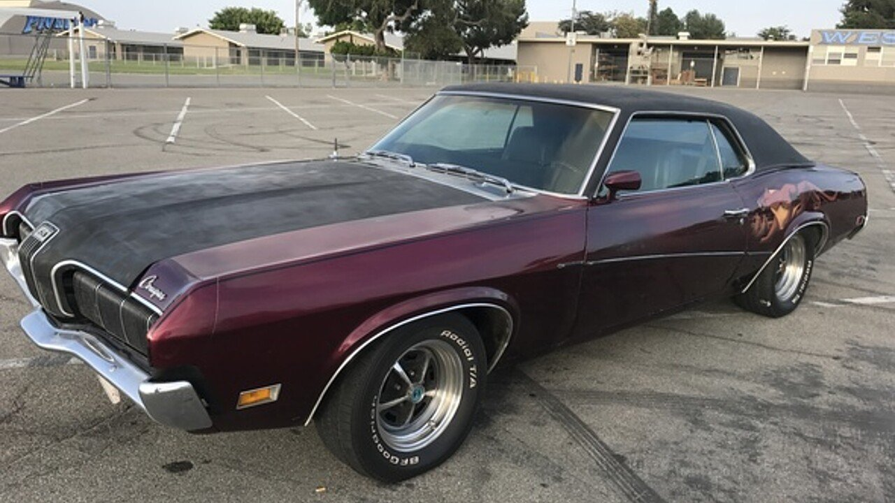 1970 Mercury Cougar for sale near LAS VEGAS, Nevada 89119 - Classics ...