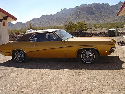 1970 Mercury Cougar Coupe for sale 100960440