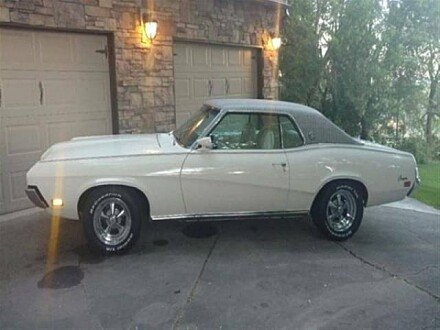 1970 Mercury Cougar for sale 100896776