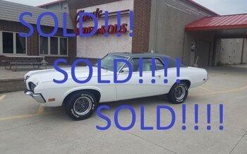 1970 Mercury Cougar for sale 100906721