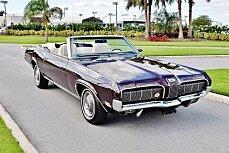 1970 Mercury Cougar for sale 100921953