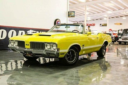 1970 Oldsmobile 442 for sale 100759846