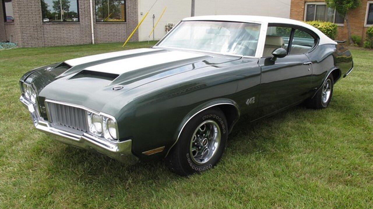 1970 Oldsmobile 442 for sale near Troy, Michigan 48083 - Classics ...