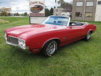 1970 Oldsmobile 442 for sale 100926410