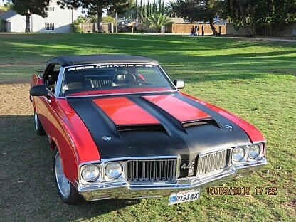 1970 Oldsmobile 442 for sale 100833004