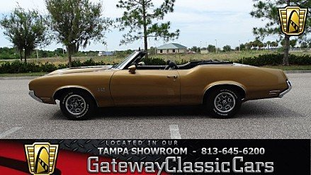 1970 Oldsmobile 442 for sale 100986432