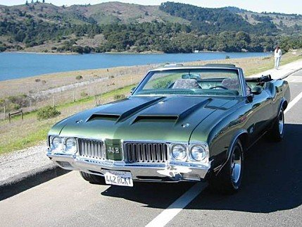1970 Oldsmobile Cutlass for sale 100772918