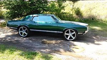 1970 Oldsmobile Cutlass for sale 100825003