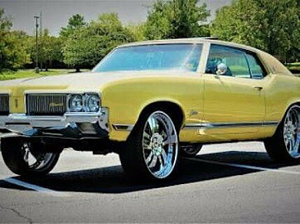 1970 Oldsmobile Cutlass for sale 100928659