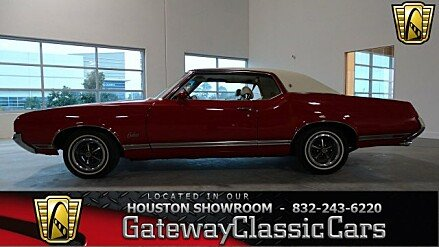 1970 Oldsmobile Cutlass for sale 100950765